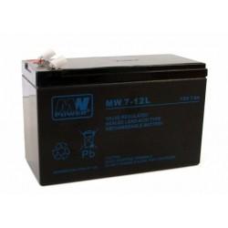 Akumulator MW 12V 7Ah (12V...