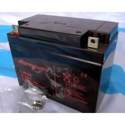 Akumulator CJ6-20 (6V 20Ah)
