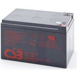 Akumulator CSB GP12120 F2...
