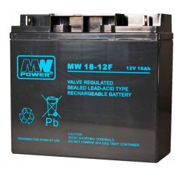 Akumulator MW18-12F (18Ah 12V)