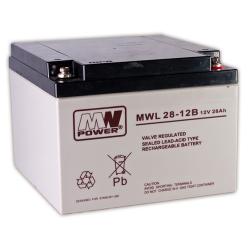 Akumulator MWL28-12B...