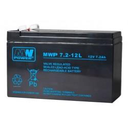Akumulator MWP 12V 7,2Ah...
